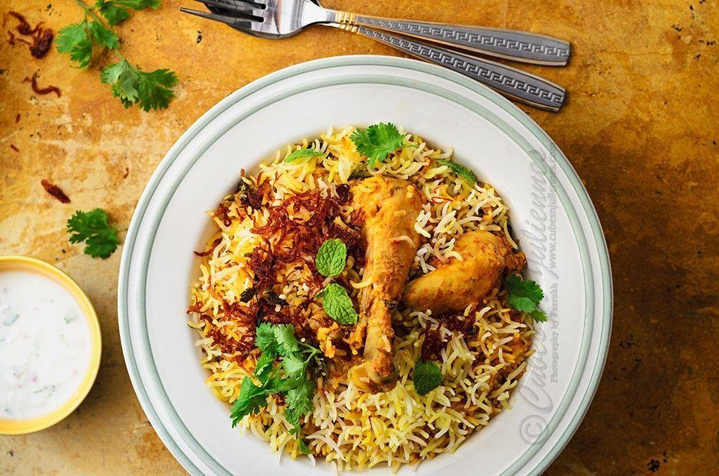 Food biryani foodnerd islamabad pakistani