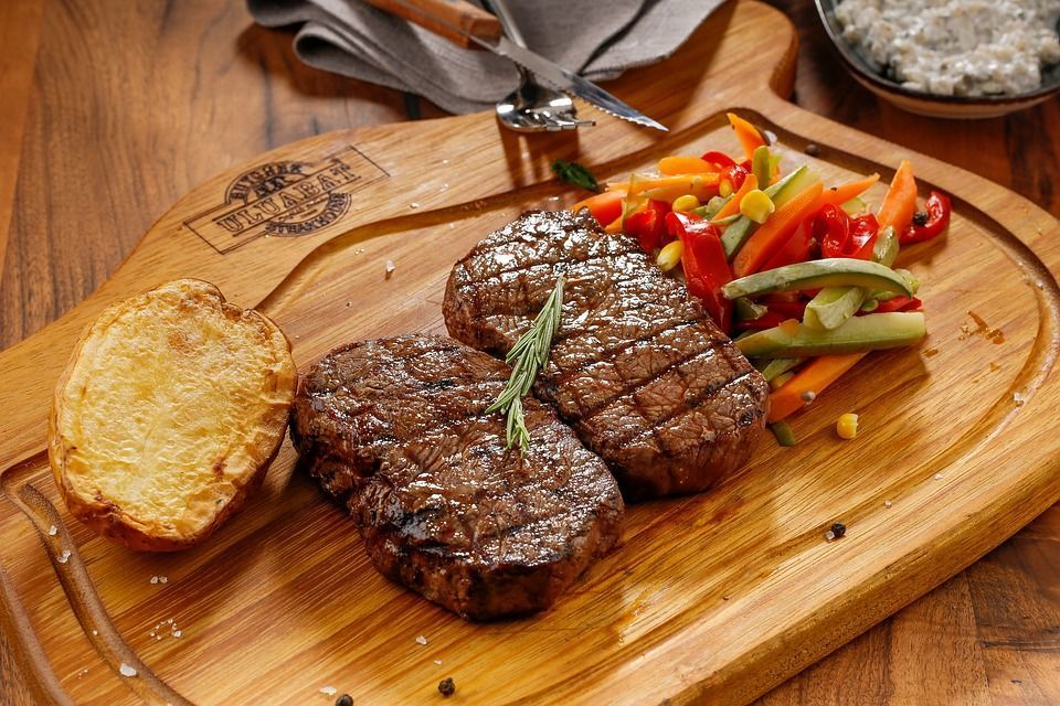 Best steak in lahore