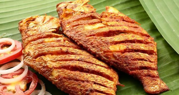 Best fish places lahore