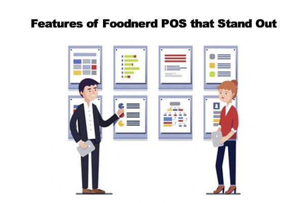 Features of foodnerd pos that stand out